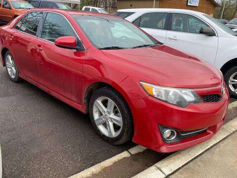 2014 Toyota Camry for sale at Sunrise Auto Sales in Stacy MN