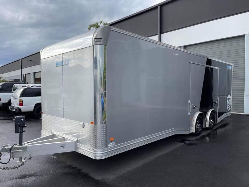 2020 Pinnacle  Race Trailer  for sale at Platinum Motors in Portland OR