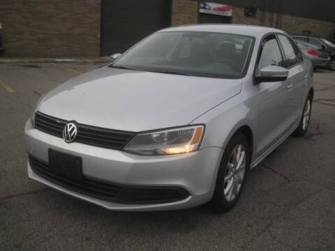 2011 Volkswagen Jetta for sale at ELITE AUTOMOTIVE in Euclid OH