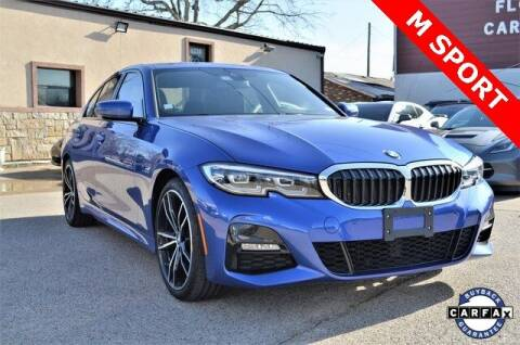 2019 BMW 3 Series for sale at LAKESIDE MOTORS, INC. in Sachse TX