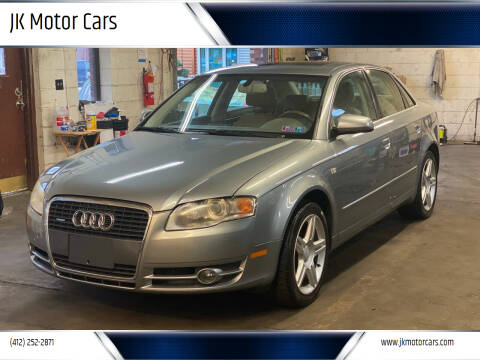 2006 Audi A4 for sale at JK Motor Cars in Pittsburgh PA