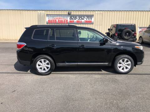 2011 Toyota Highlander for sale at Stikeleather Auto Sales in Taylorsville NC