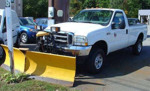 2004 Ford F-350 Super Duty for sale at Desi's Used Cars in Peabody MA
