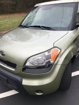 2010 Kia Soul for sale at Happy Days Auto Sales in Piedmont SC