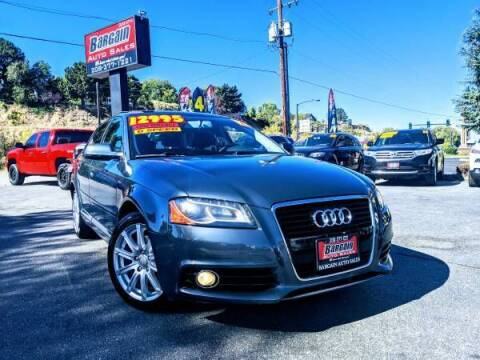 2012 Audi A3 for sale at Bargain Auto Sales in Garden City ID