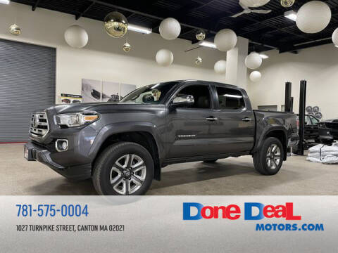 2019 Toyota Tacoma for sale at DONE DEAL MOTORS in Canton MA