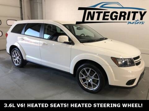 2016 Dodge Journey for sale at Integrity Motors, Inc. in Fond Du Lac WI