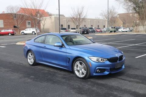 2017 BMW 4 Series for sale at Auto Collection Of Murfreesboro in Murfreesboro TN