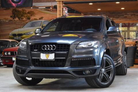 2013 Audi Q7 for sale at Chicago Cars US in Summit IL