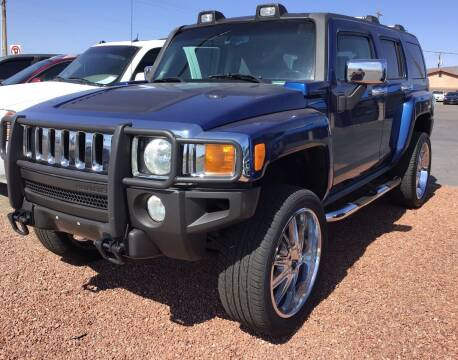 2006 HUMMER H3 for sale at SPEND-LESS AUTO in Kingman AZ
