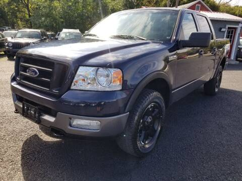 2005 Ford F-150 for sale at Arcia Services LLC in Chittenango NY