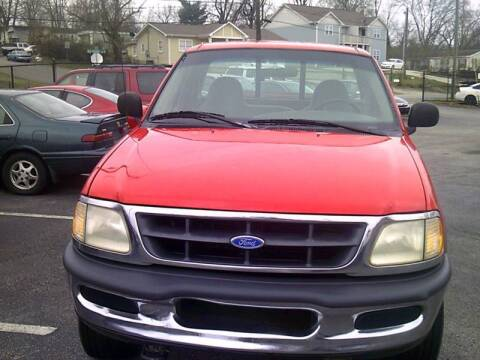 1997 Ford F-150 for sale at Mitchell Motor Company in Madison TN