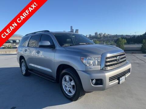 2016 Toyota Sequoia for sale at Toyota of Seattle in Seattle WA