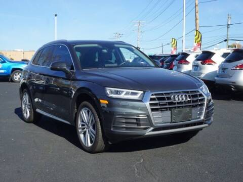 2018 Audi Q5 for sale at Ron's Automotive in Manchester MD
