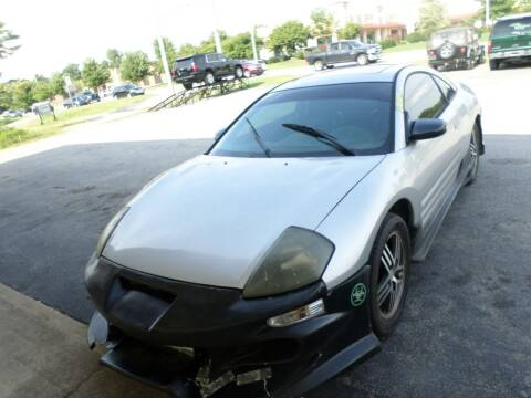 2001 Mitsubishi Eclipse for sale at Credit Cars of NWA in Bentonville AR