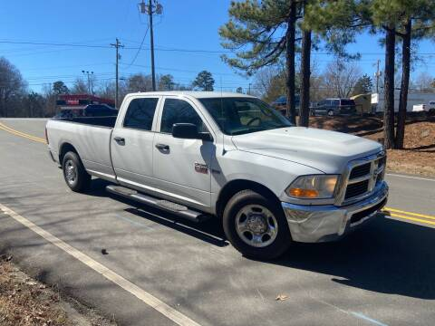 2012 RAM Ram Pickup 2500 for sale at THE AUTO FINDERS in Durham NC