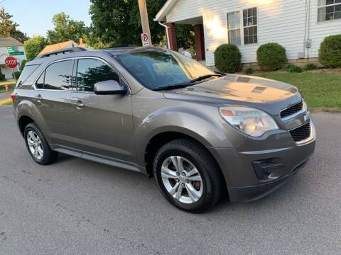 2010 Chevrolet Equinox for sale at Via Roma Auto Sales in Columbus OH