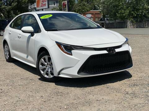 2020 Toyota Corolla for sale at Best Cars Auto Sales in Everett MA
