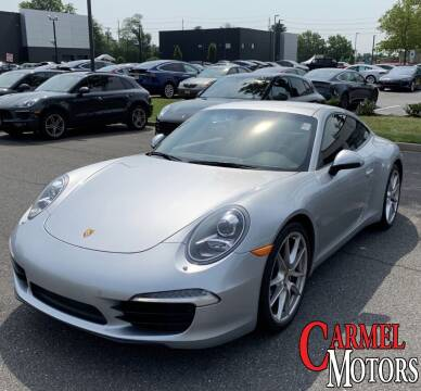 2014 Porsche 911 for sale at Carmel Motors in Indianapolis IN