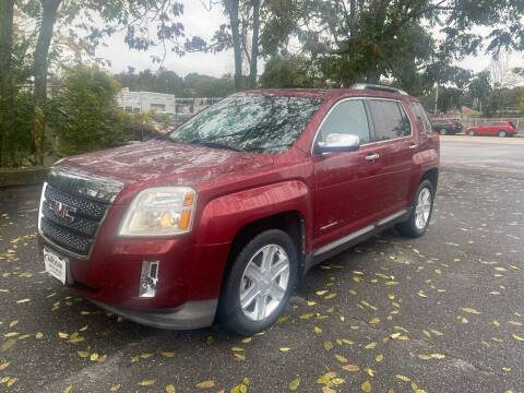 2010 GMC Terrain for sale at ANDONI AUTO SALES in Worcester MA