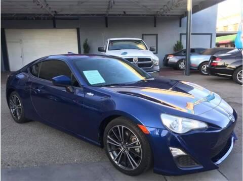 2013 Scion FR-S for sale at 3B Auto Center in Modesto CA