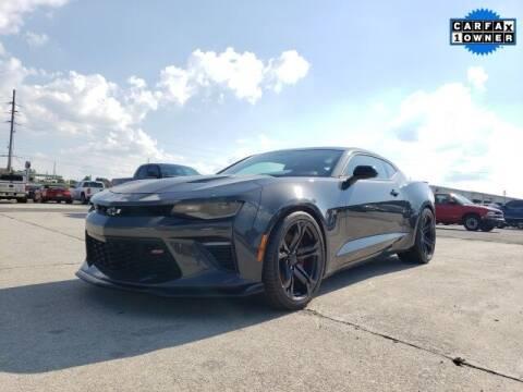 2018 Chevrolet Camaro for sale at Hardy Auto Resales in Dallas GA
