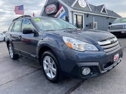 2014 Subaru Outback for sale at Cape Cod Carz in Hyannis MA