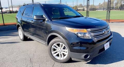 2015 Ford Explorer for sale at Maxima Auto Sales in Malden MA