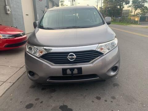 2012 Nissan Quest for sale at SUNSHINE AUTO SALES LLC in Paterson NJ
