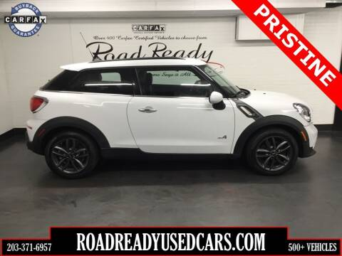 2014 MINI Paceman for sale at Road Ready Used Cars in Ansonia CT