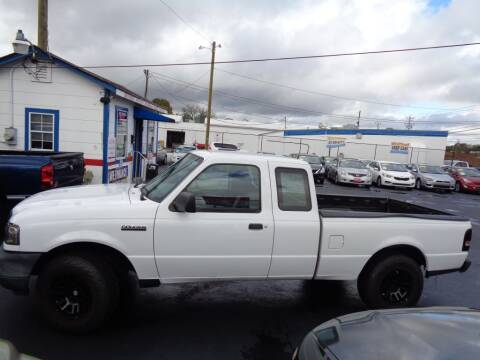 2011 Ford Ranger for sale at Cars Unlimited Inc in Lebanon TN