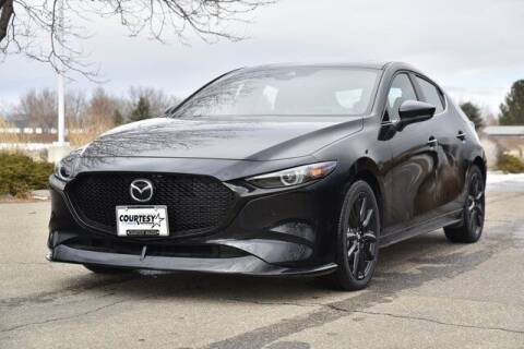 2021 Mazda Mazda3 Hatchback for sale at COURTESY MAZDA in Longmont CO