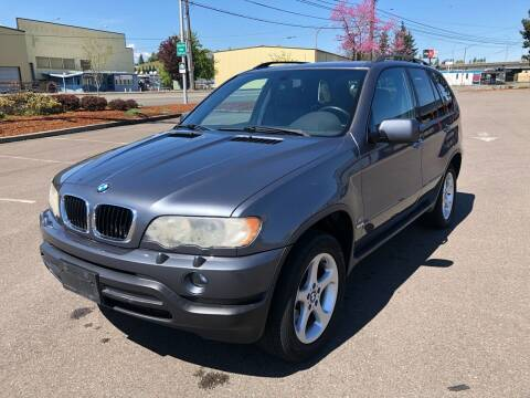 2003 BMW X5 for sale at South Tacoma Motors Inc in Tacoma WA