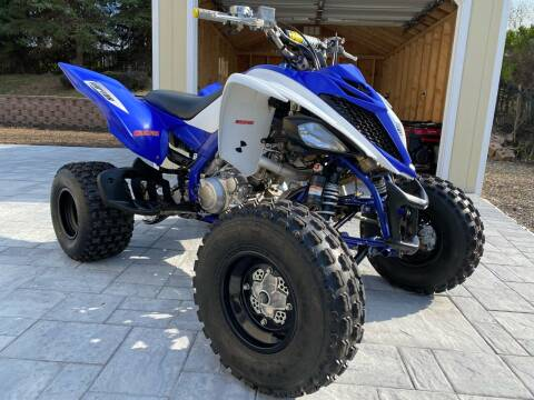 2016 Yamaha Raptor for sale at P&D Sales in Rockaway NJ