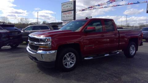 2019 Chevrolet Silverado 1500 LD for sale at Premier Auto Sales Inc. in Big Rapids MI