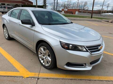 2016 Chevrolet Impala for sale at City Auto Sales in Roseville MI
