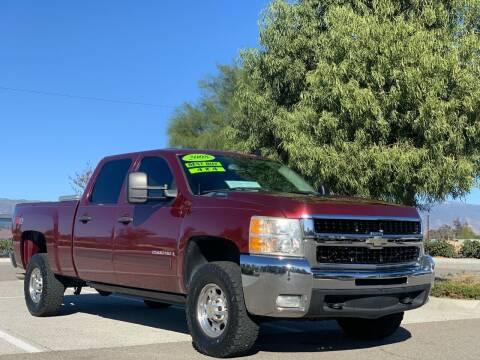 2008 Chevrolet Silverado 2500HD for sale at Esquivel Auto Depot in Rialto CA