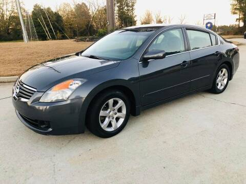 2007 Nissan Altima for sale at Two Brothers Auto Sales in Loganville GA