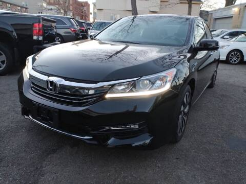 2017 Honda Accord Hybrid for sale at Choice Motor Group in Lawrence MA