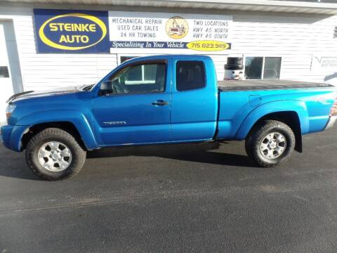 2007 Toyota Tacoma for sale at STEINKE AUTO INC. - Steinke Auto Inc (South) in Clintonville WI