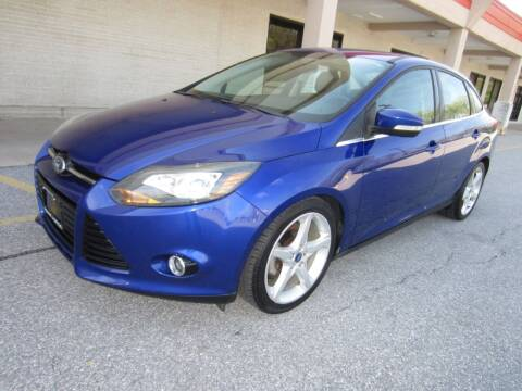 2013 Ford Focus for sale at PRIME AUTOS OF HAGERSTOWN in Hagerstown MD