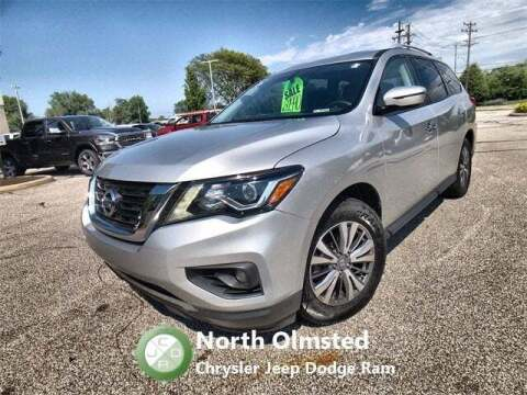 2018 Nissan Pathfinder for sale at North Olmsted Chrysler Jeep Dodge Ram in North Olmsted OH