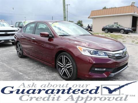 2017 Honda Accord for sale at Universal Auto Sales in Plant City FL