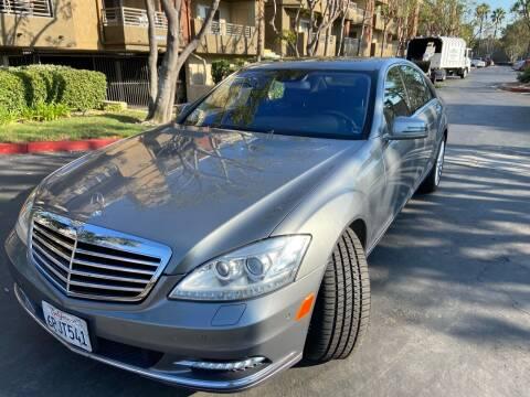 2010 Mercedes-Benz S-Class for sale at Coast Auto Motors in Newport Beach CA