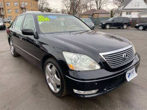 2005 Lexus LS 430 for sale at Streff Auto Group in Milwaukee WI