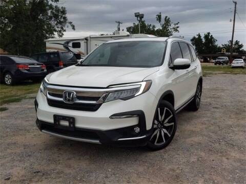 2019 Honda Pilot for sale at Auto Bankruptcy Loans in Chickasha OK