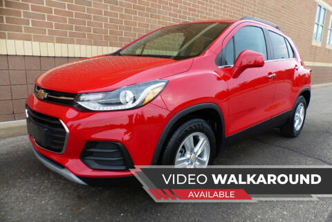 2020 Chevrolet Trax for sale at Macomb Automotive Group in New Haven MI
