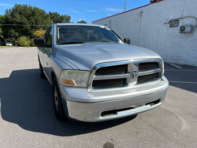 2010 Dodge Ram Pickup 1500 for sale at LUXURY AUTO MALL in Tampa FL