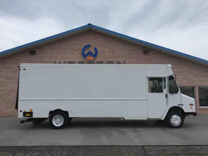 2000 Freightliner P1000 Step Van for sale at Western Specialty Vehicle Sales in Braidwood IL
