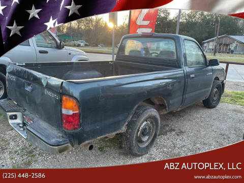 1998 Toyota Tacoma for sale at ABZ Autoplex, LLC in Baton Rouge LA